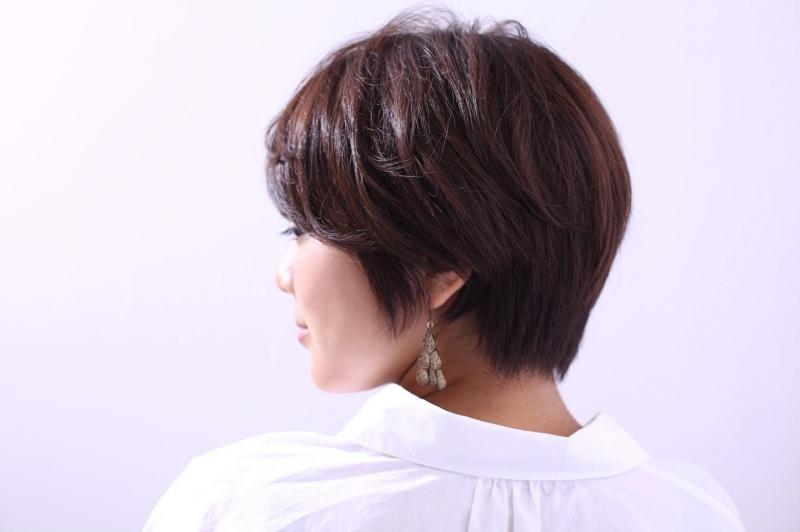 髪型 メンズ 30代 面長
